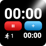 Free Stopwatch and Lap Timer app for Android
